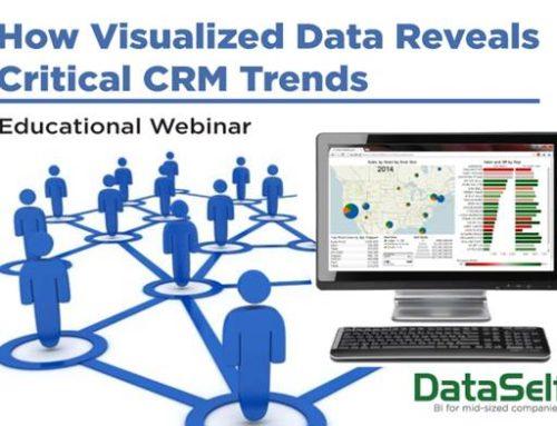 How Visualized Data Reveals Critical CRM Trends Webinar