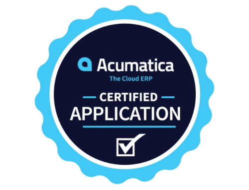 DataSelf Analytics Certified by Acumatica for 2020 R2