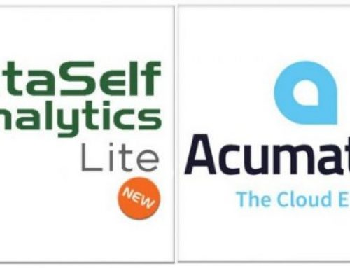 DataSelf Analytics Is Now Distributed by Acumatica Cloud ERP