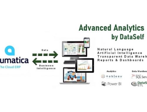 Advanced Analytics for Acumatica by DataSelf Announces Self-Service BI Solution