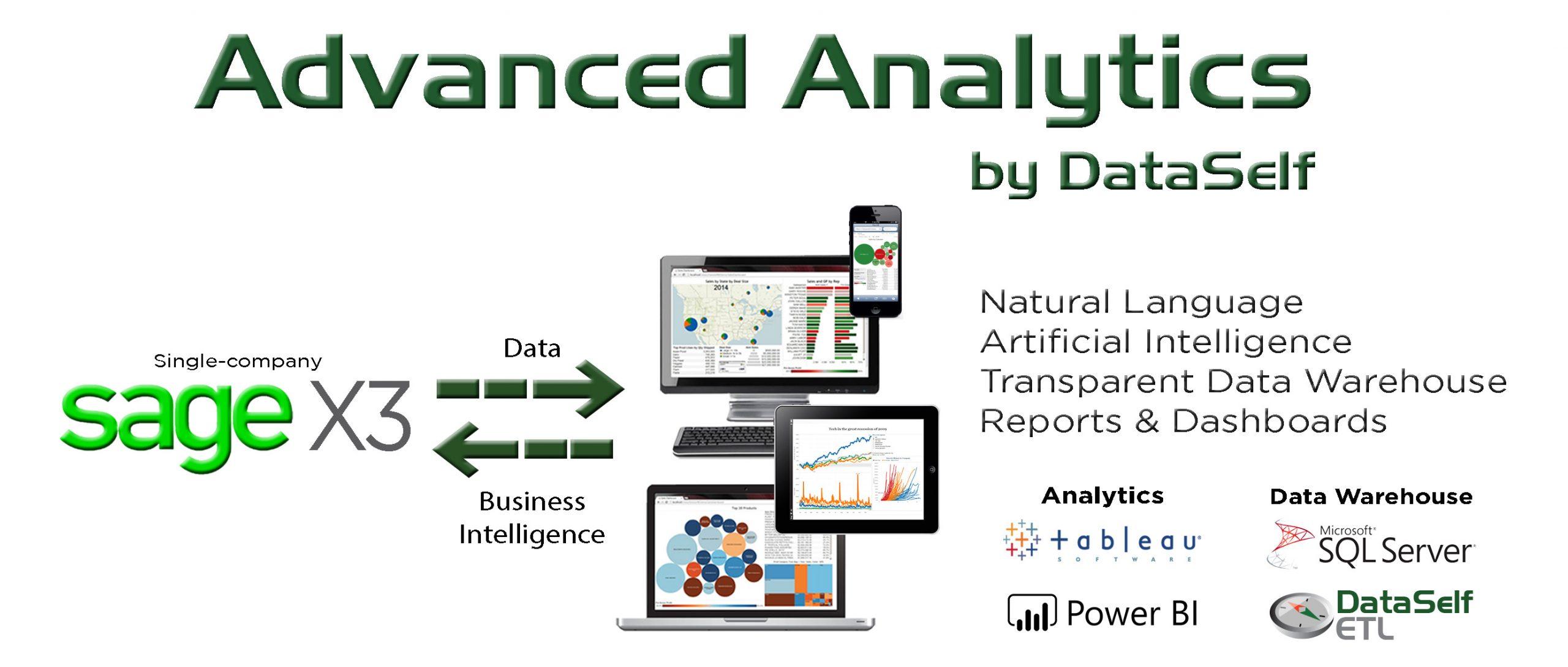 analytics for sage x3