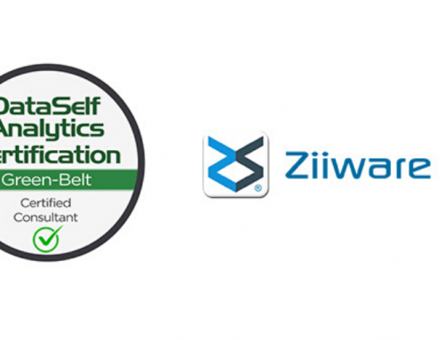 Ziiware Inc. is Certified with DataSelf